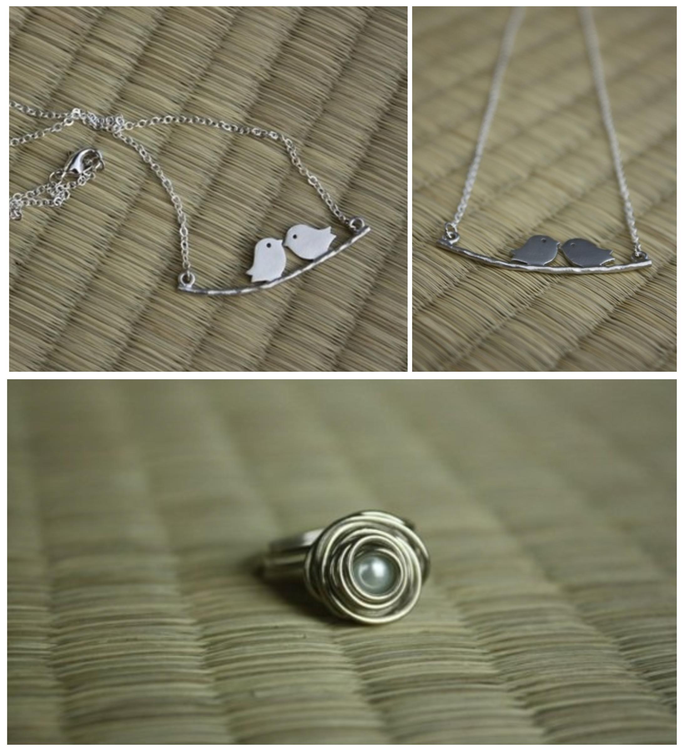 {Spunk & Sass, a jewelry shop}