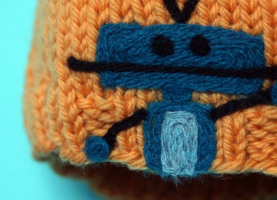 {featured artist :: The Fuzzy Robot}
