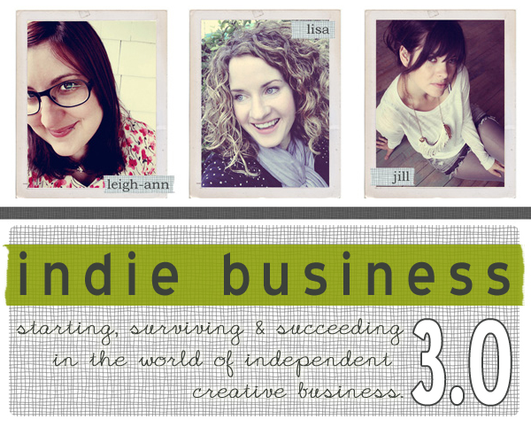 {new course: Indie Business 3.0}
