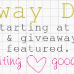 {giveaway day ~ Allora Handmade}