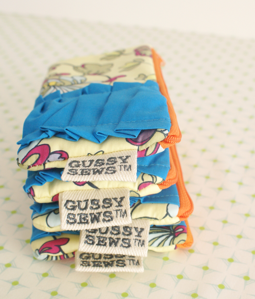 {new Gussy products ~ adding to our spring collection}