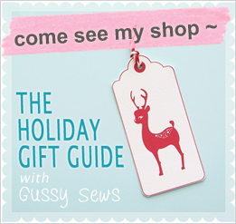 {this season, SHOP the Holiday Gift Guide [now live!]}