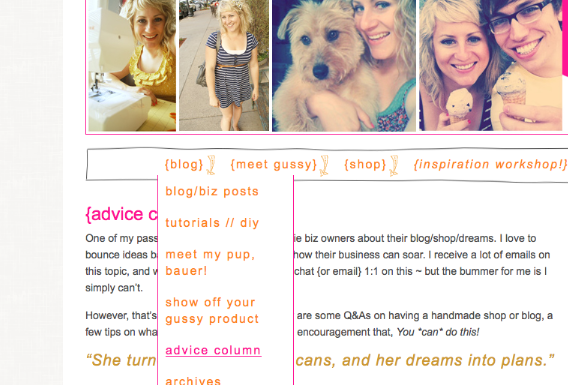 {your questions, my answers >> my new Advice Column!}