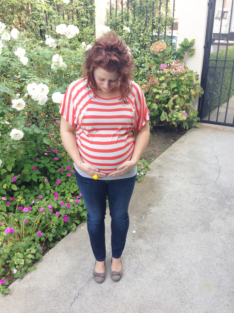 {Baby Bump — 23 week update}