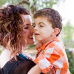 {What it means to be a mom for the first time. // by Lisa Leonard}