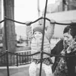 {What it means to be a mom for the first time. // by Naomi Davis}