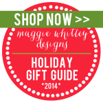 Introducing our 2014 Holiday Gift Guide!