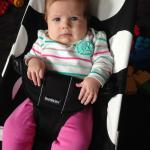 BabyBjörn has polka dots! (and a sale)