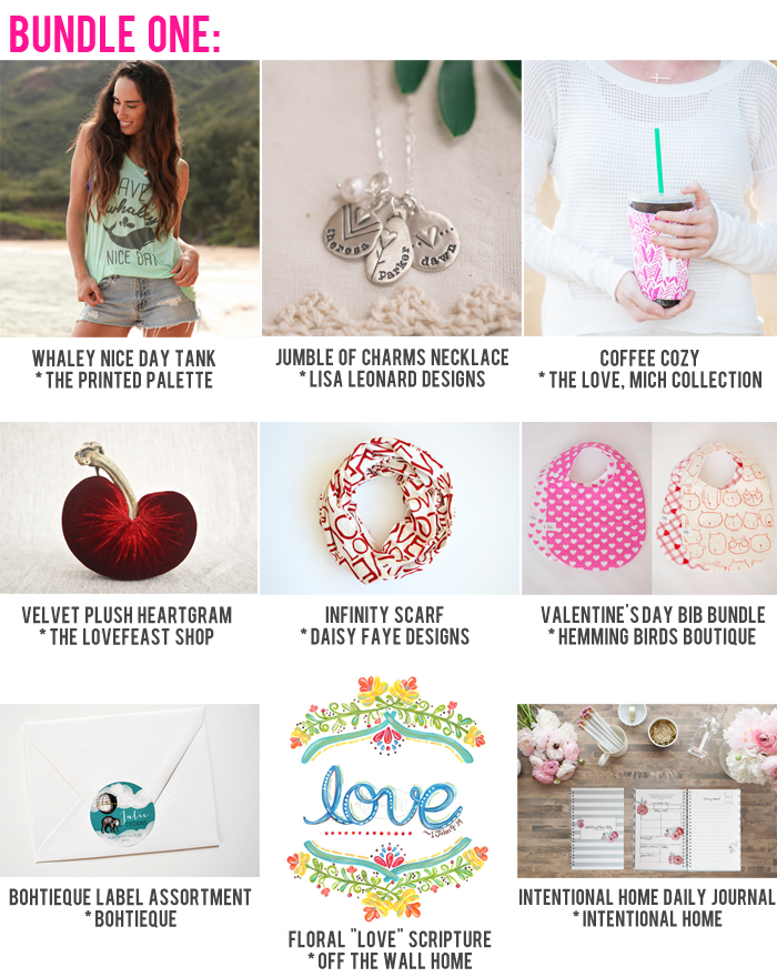 valentine's day giveaway | maggie whitley