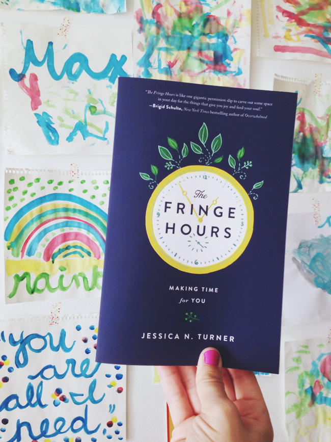 the fringe hours maggie whitley