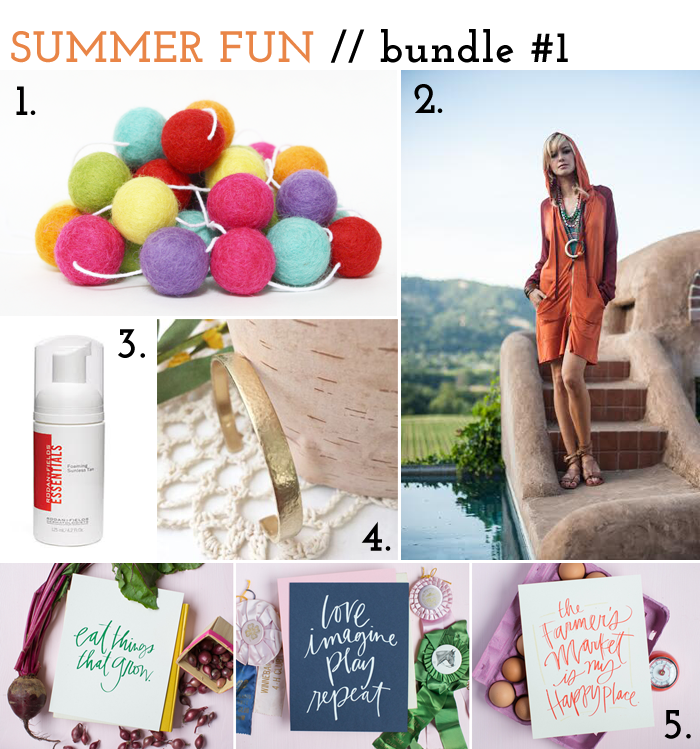 summer giveaway | maggie whitley designs