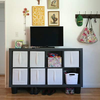 Small Spaces: Tip #2