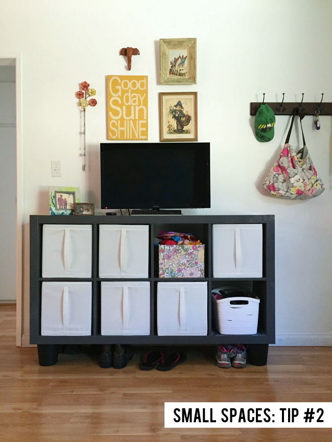 TV stand DIY | maggie whitley designs