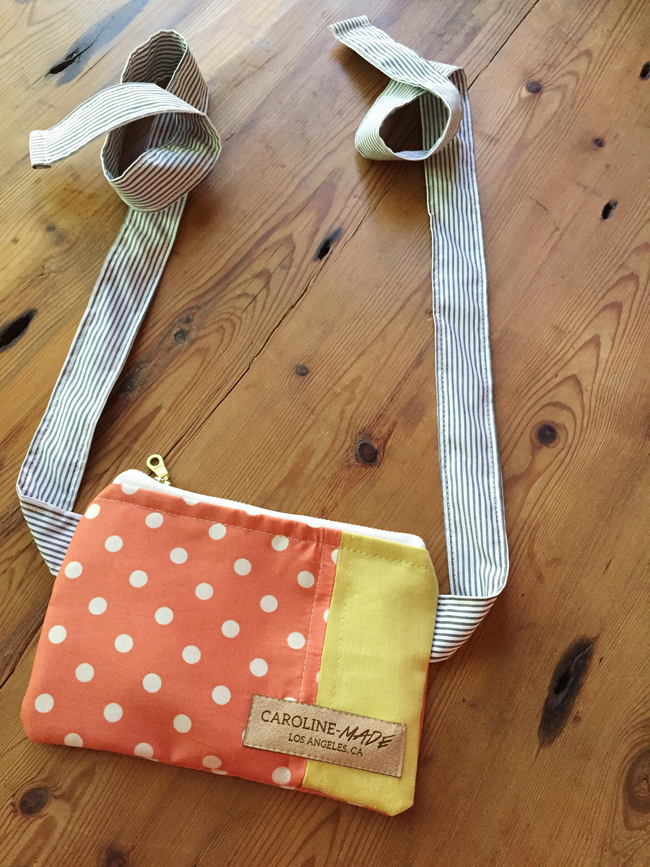 hip pouch caroline-made maggie whitley