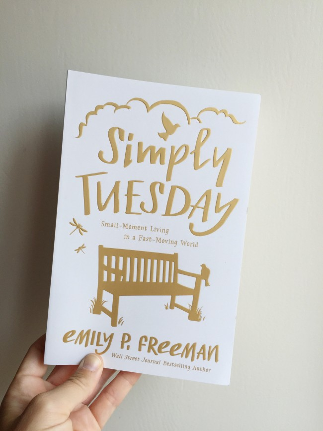 simply tuesday book maggie whitley