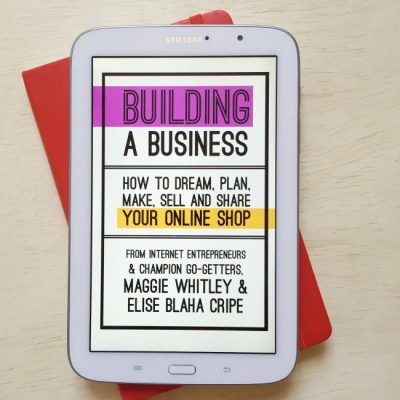 Building a Business eBook :: now available!