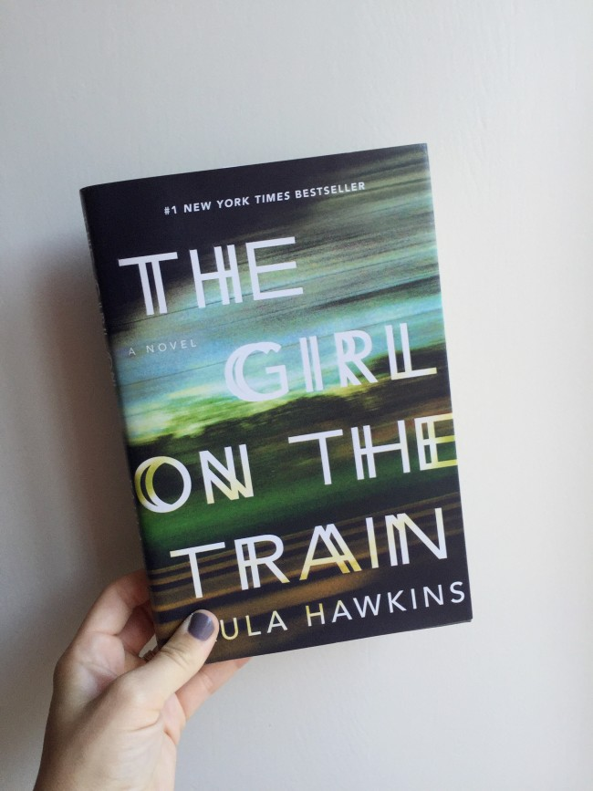 the girl on the train book maggie whitley