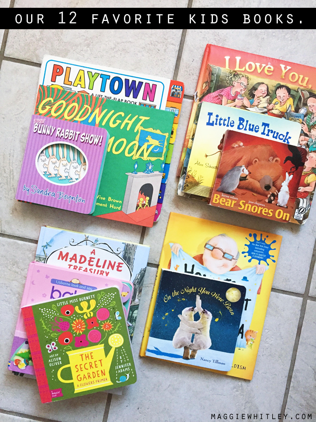 our 12 favorite kids books   maggie whitley designs