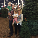 Searching for our 2015 Christmas tree!