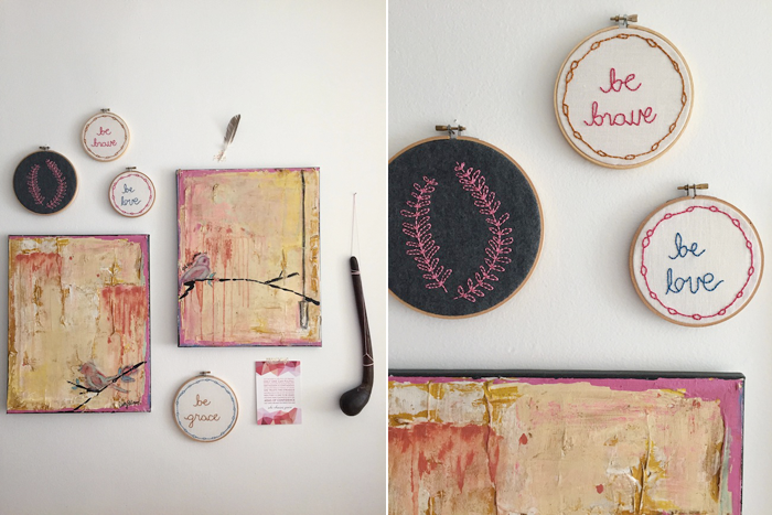 wall art maggie whitley